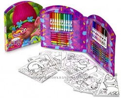 Crayola Trolls Creativity Tool Kit