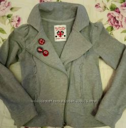 Классный пиджак девочке на весну