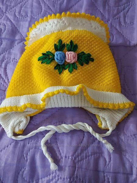 Жёлтая шапочка