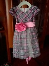 Красивое платье для маленькой принцессы.