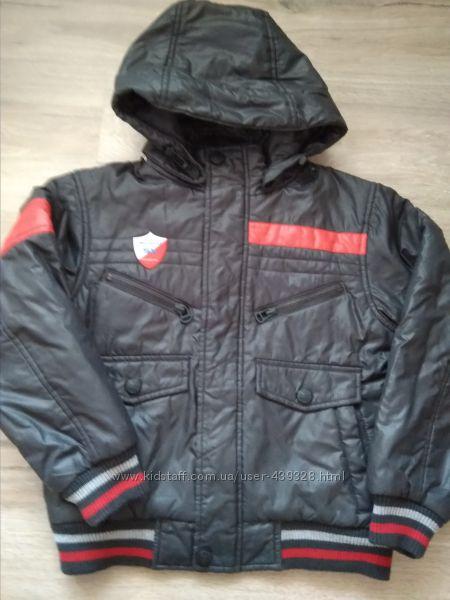Курточка для мальчика 6 лет SCORPIAN