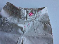 Штанишки для девочки 3 года с Америки, новые