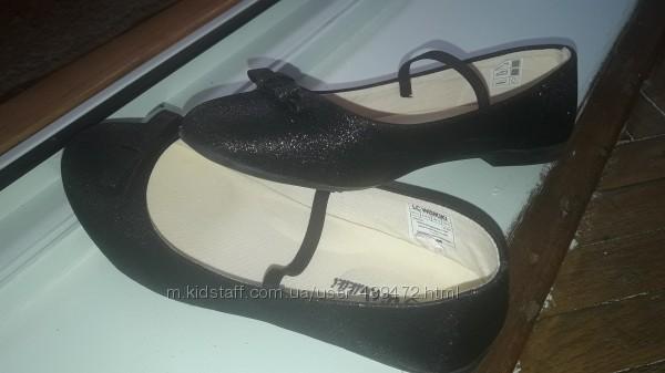 Туфли лодочки детские для девочки