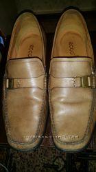 Кожаные туфли Ecco 46