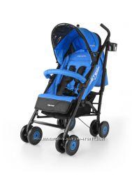 Прогулочная коляска Milly Mally Meteor Синяя 0375