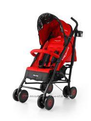 Прогулочная коляска Milly Mally Meteor Красная 0377
