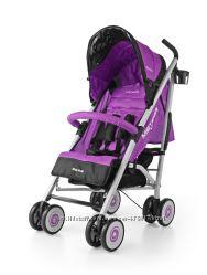 Прогулочная коляска Milly Mally Meteor Фиолетовая 0378