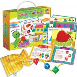 Развивающие игры от фирмы Vladi Toys