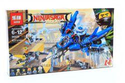 Серия конструкторов NinjaSaga фирмы Lepin