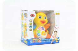 Игрушка развивающая для детей Радостная утя со светозвуковыми эффектами