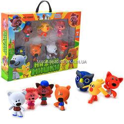 Детский игровой набор фигурок Мишки Мимимишки, 7 фигурок 155605