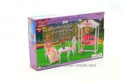 Мебель для кукол типа Барби Глория