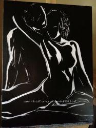 картина маслом Бажання 60х80