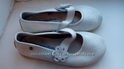 Туфельки кожа Испания Conguitos р 26