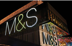 Marks&Spencer под минус 5