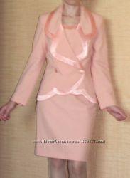 Шикарный нарядный женский костюм, р. 42-44