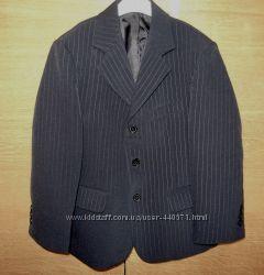 Школьный пиджак Rosler на 7-8 лет, рост 128-132, р. 34-36