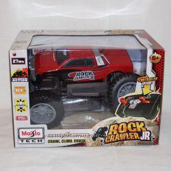 Машинка на радио-управлении Maisto Rock Crawler JR