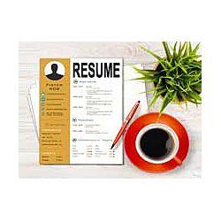 Составление резюме, заполнение  профиля на job-сайта