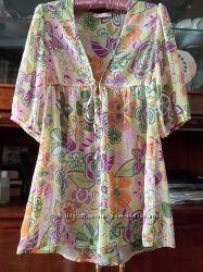 Летняя  блуза-туника от французкого бренда Pimkie.