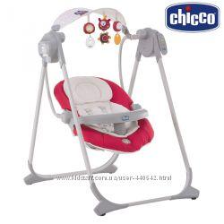 Кресло качалка Chicco Polly Swing Up