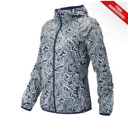 Куртка ветровка New Balance для активного отдыха и спорта