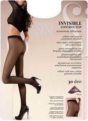Колготки корректирующие SiSi Invisible 30 den