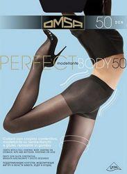 Колготки с утяжкой Италия Omsa Perfect body 50 den