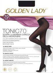 Golden Lady Tonic 70 den Плотные непрозрачные колготки из микрофибры