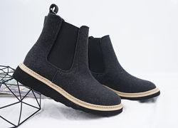 ботинки 35. 5