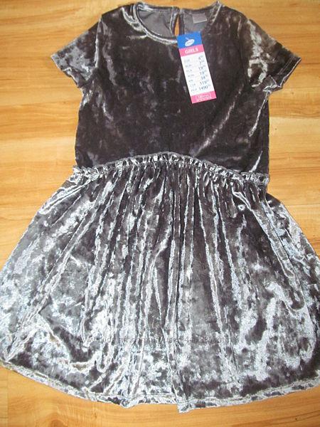 Велюровое платьице от PEPCO