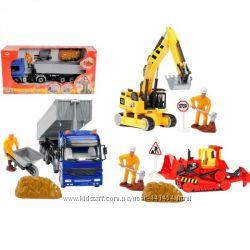 Набор Строительная команда  Dickie Toys 3414208