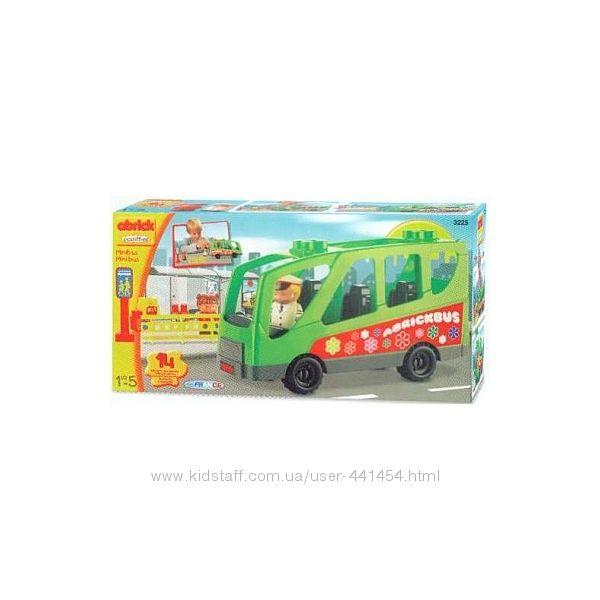 Конструктор Ecoiffier Автобусная остановка 003225
