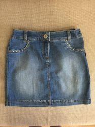 Джинсовая юбка LC Waikiki, р-p 134.