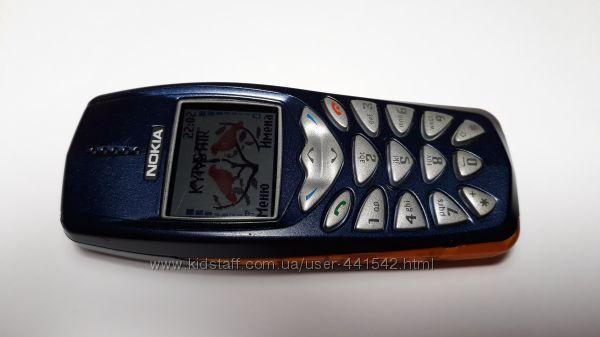Nokia 3510i раритет оригинал качество как 3310