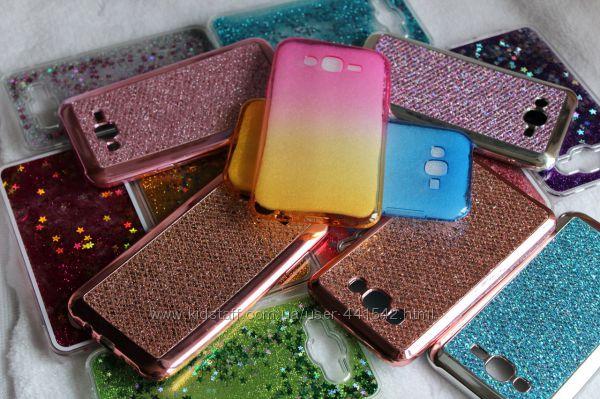 Чехол бампер на Samsung Galaxy J7  J710F  DS цена шара акция