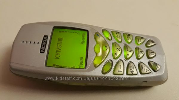 Nokia 3510 оригинал