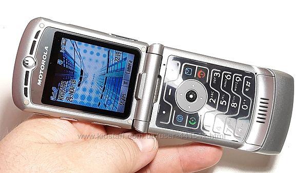 Motorola V3 оригинальный телефон из Германии