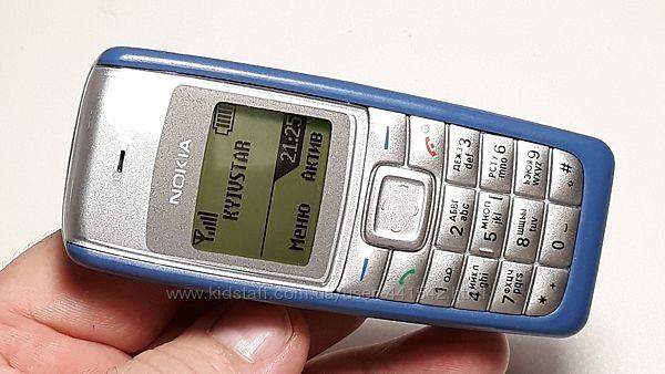 Nokia 1110i ретро оригинальный телефон состояние отличное