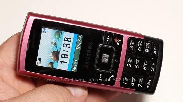 Samsung C130 оригинальный ретро телефон  русская прошивка