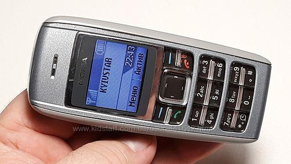 Nokia 1600 ретро оригинальный телефон состояние отличное  видео