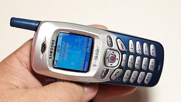 Samsung Vintage SGH C225 шикарный мобильный телефон из 2004 года