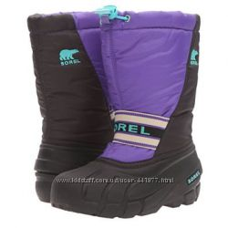 зимние ботинки Sorel Youth Cub-K Snow Boot