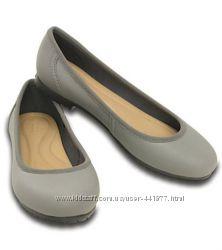 балетки Crocs marin colorlite flat w7 w8