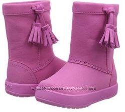 Ботинки Crocs LodgePoint Boot 2 цвета и размера