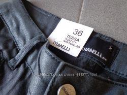 Вощенные джинсы dranella