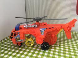Вертолёт matchbox