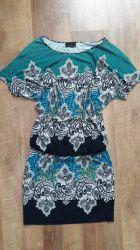 Шикарное платье м- л размер
