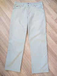 Мужские комбинированные брюки