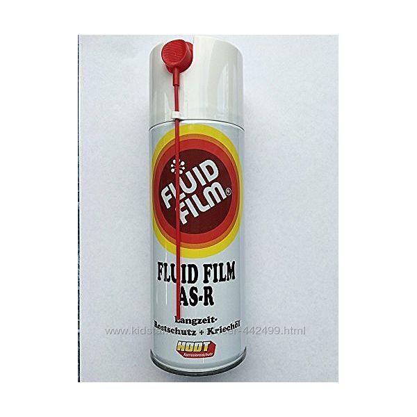 Блокатор, средство от коррозии, жидкая пленка FLUID FILM AS-R, 400 мл